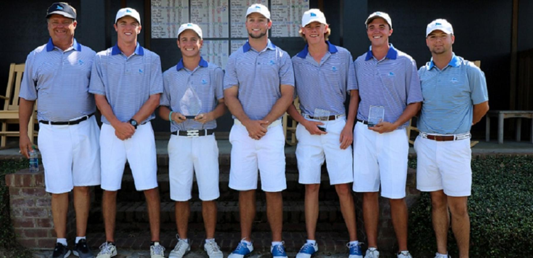 Mariners earn share of title at Thomas tournament