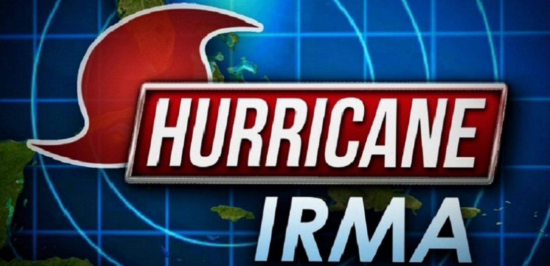 Athletic events postponed by Hurricane Irma