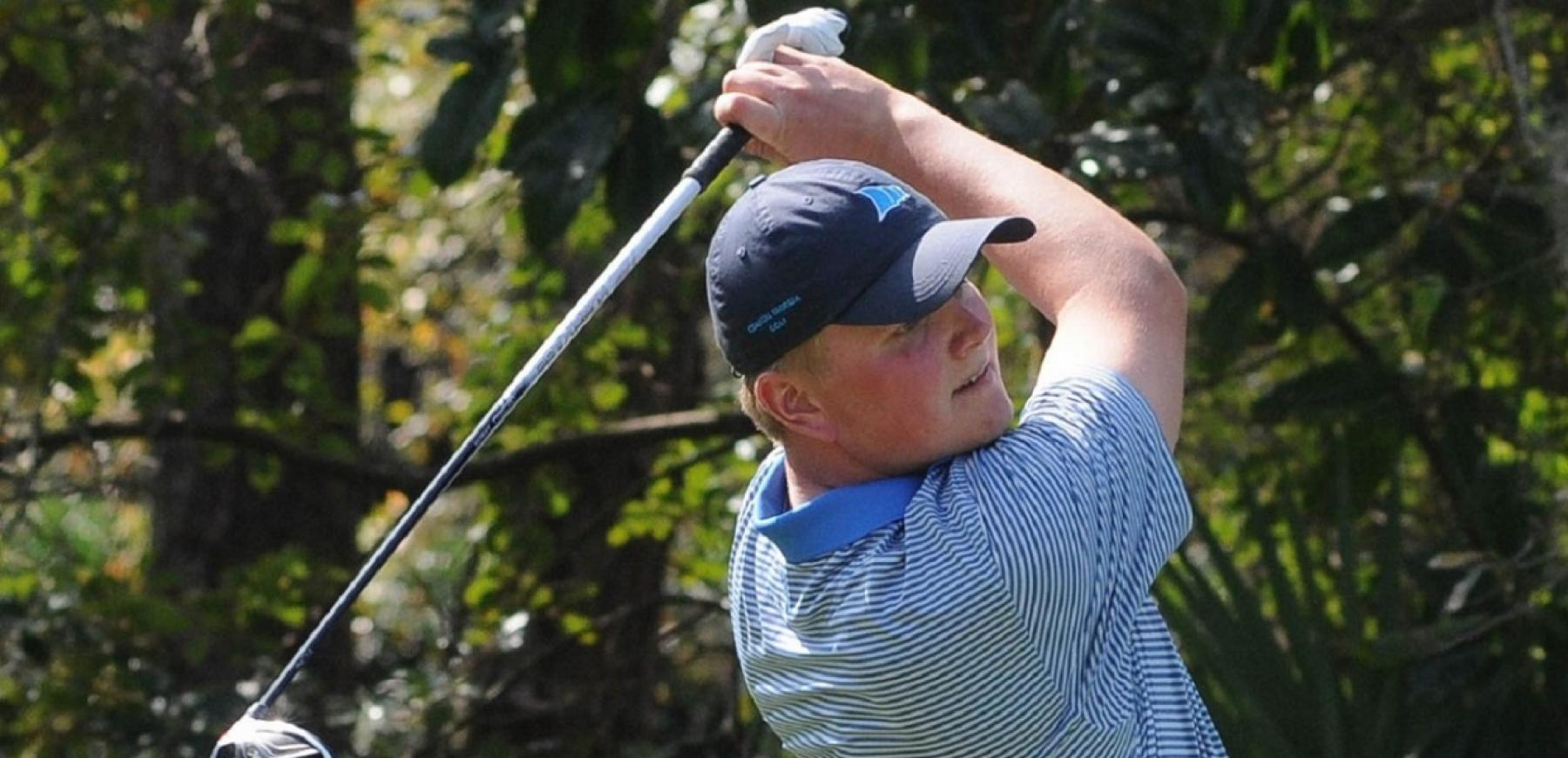 Men's golf earns preseason national ranking